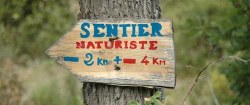 Sentier Arlane naturiste